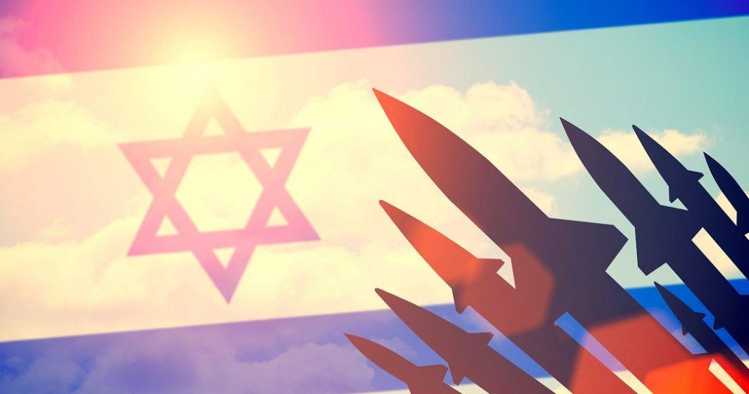 Teritoriul israelian, lovit și de rachete trase din Siria