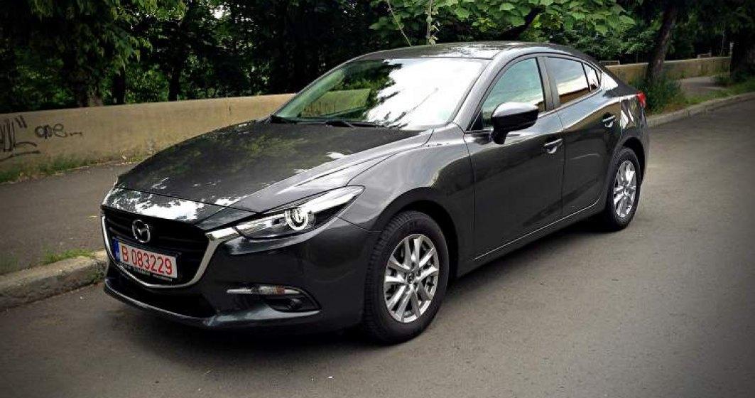 Mazda3, CX-3 si CX-5, cele mai vandute modele ale marcii japoneze in Romania