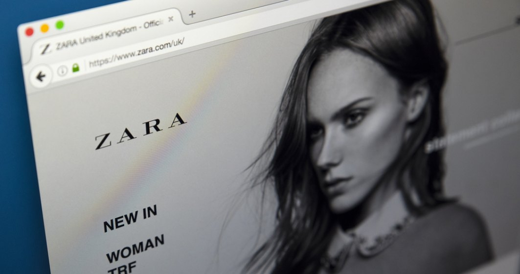 Zara extinde vanzarile online in 106 tari si ajunge sa fie prezent in peste 200 de piete