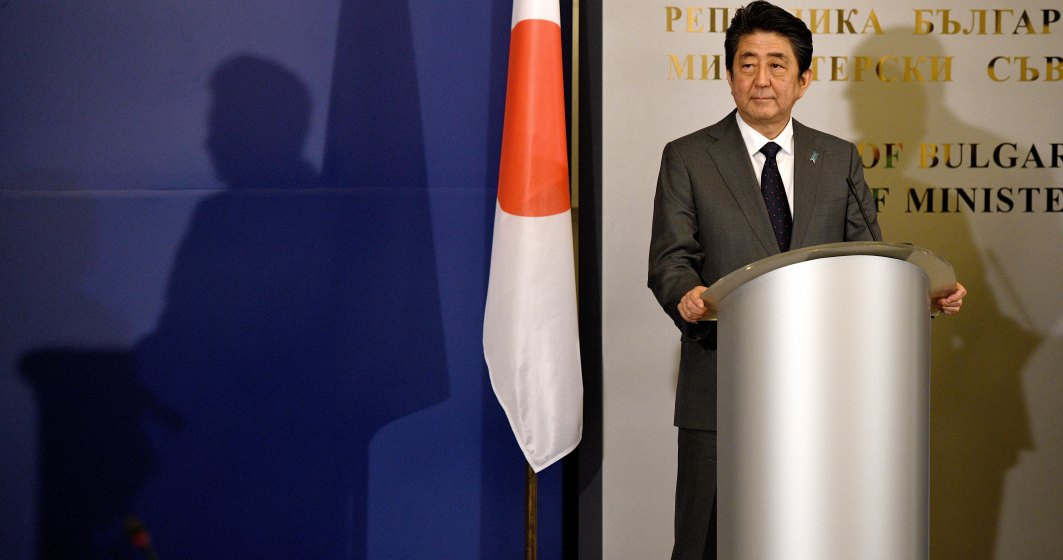 Premierul Japoniei nu mai merge la Palatul Victoria, asa cum era stabilit initial