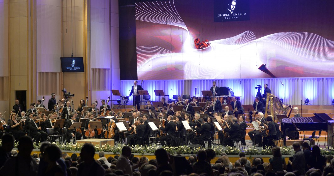 Festivalul International George Enescu: artisti renumiti si orchestre din toata lumea fac sa rasune muzica celebrului compozitor