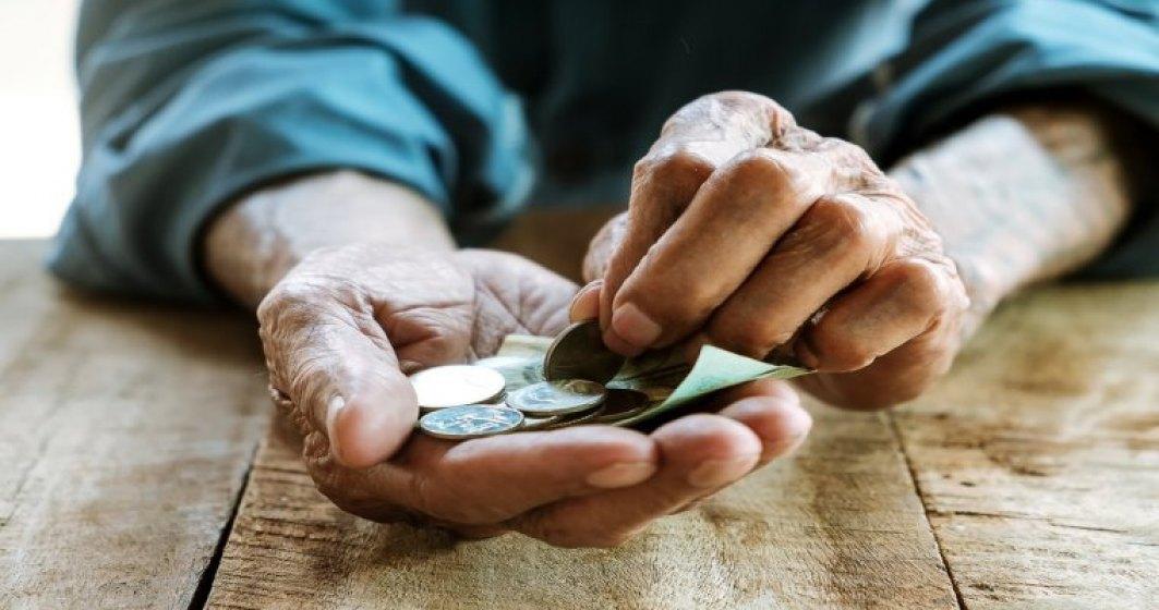 România avea 5,16 milioane de pensionari la finele lui 2019; pensia medie lunară a ajuns la 1.292 de lei