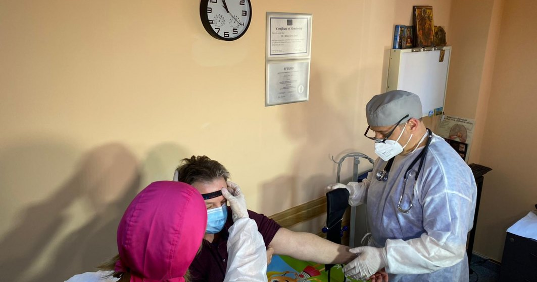 A început vaccinarea în cabinetele medicilor de familie din Timiș