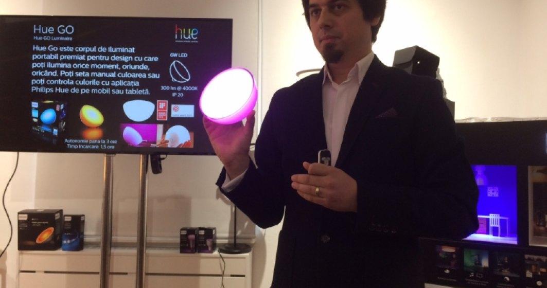 "Iluminatul, ca ""schelet"" IoT: Cum transformi lumina intr-o modalitate de comunicare"