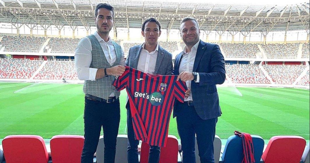 (P) Get's Bet, partener oficial al echipei de fotbal CSA Steaua București