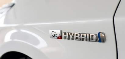 Top 10 cele mai vândute modele de mașini hibride în România în primul trimestru