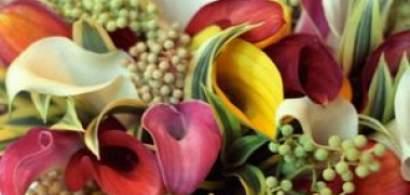 De 1 si 8 martie, romancele primesc flori comandate online de 200.000 euro