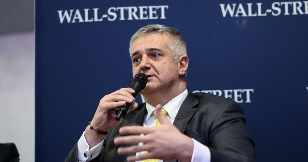 Cristian Agalopol, AmCham: A fost o baie de sange pe BVB. Actionarii, printre care si statul, au pierdut 3 miliarde de dolari