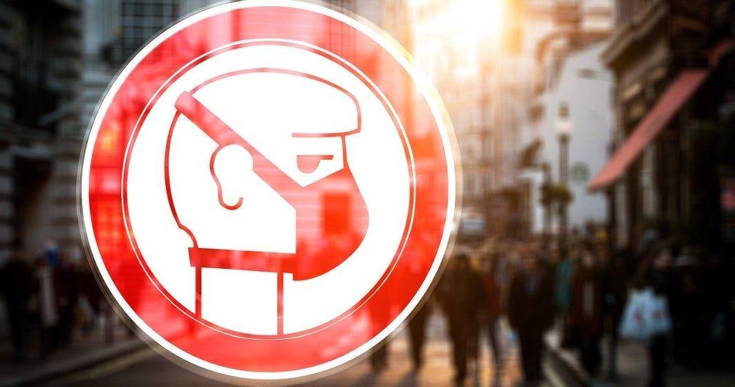 CORONAVIRUS | Noi măsuri restrictive în România: Se interzic grupurile mai mari de 3 persoane, se închid mall-urile, slujbele trec în online