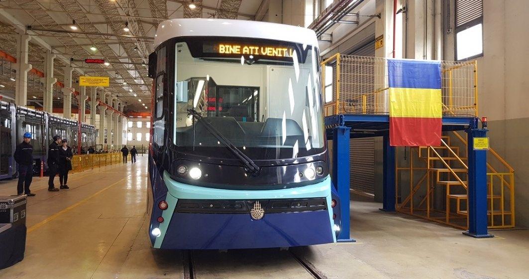 Licitatia pentru tramvaiele Bucurestiului: Primaria inclina balanta in favoarea turcilor
