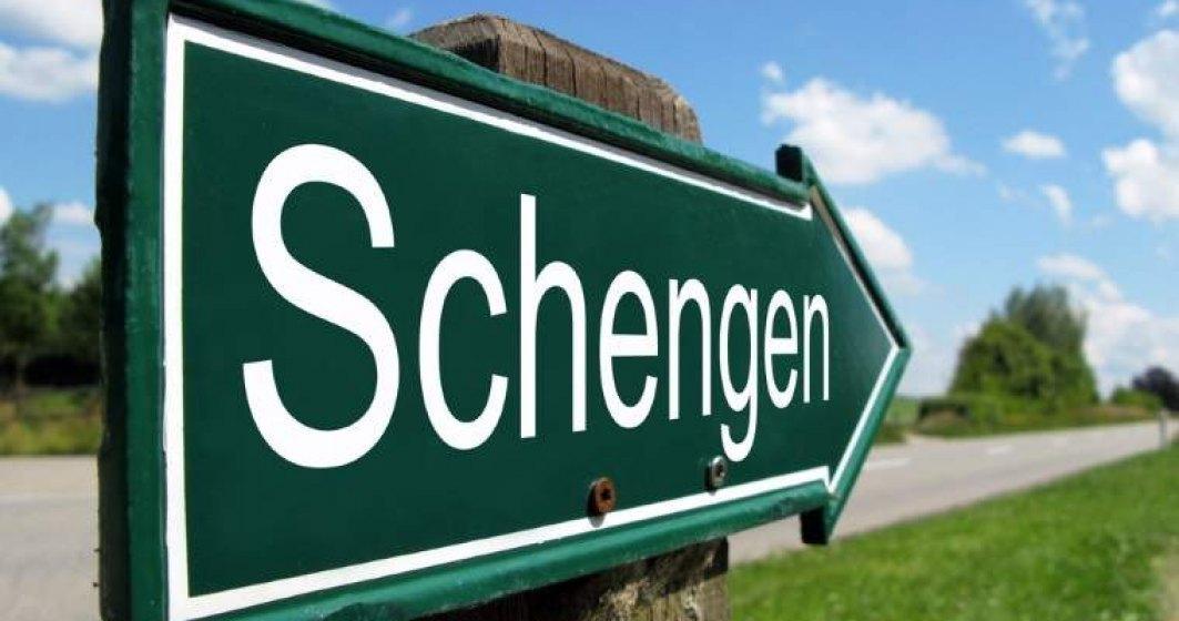 Parlamentul European s-a poziționat din nou pentru intrarea României și Bulgariei în Spațiul Schengen