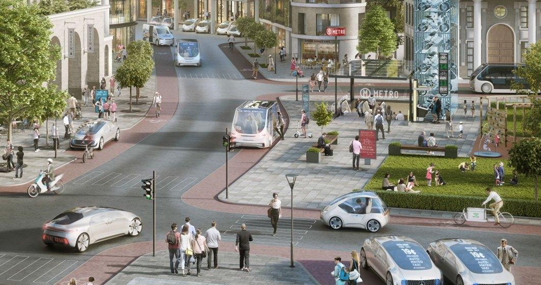 Inginerii din Centrul de Inginerie Bosch din Cluj lucreaza la tehnologiile mobilitatii viitorului