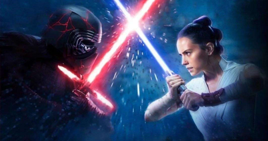 Stars Wars: The Rise of Skywalker, incasari de 40 milioane de dolari in prima zi de la lansare