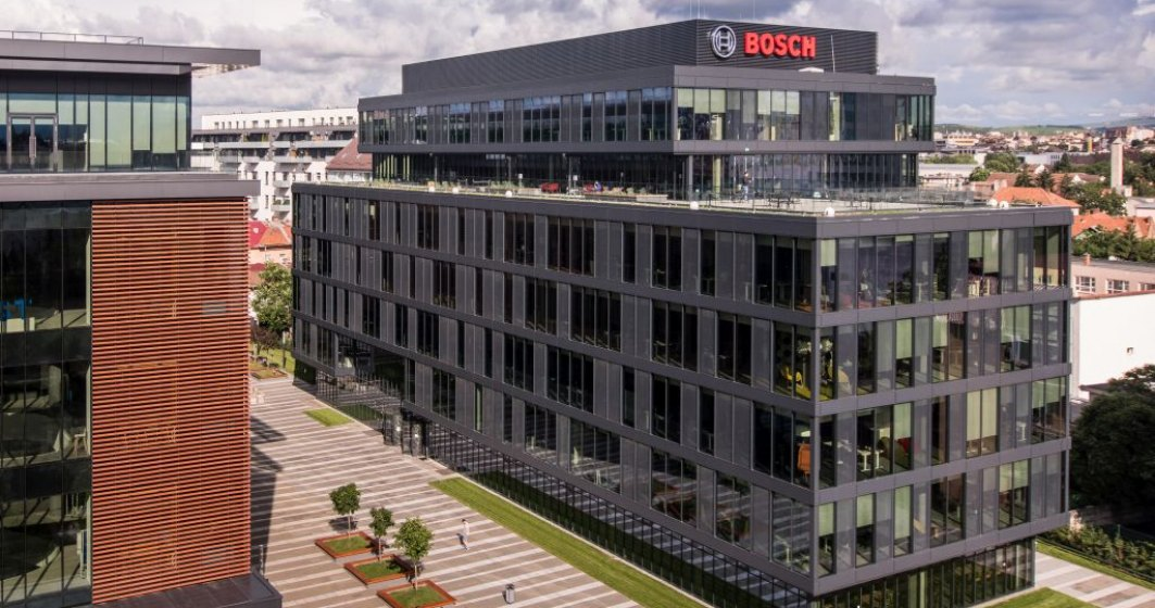 Bosch continuă angajările și investițiile în România anul acesta