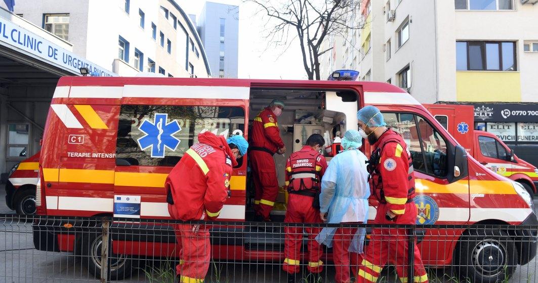 Încă şapte persoane infectate cu noul coronavirus au murit; numărul total al deceselor ajunge la 608