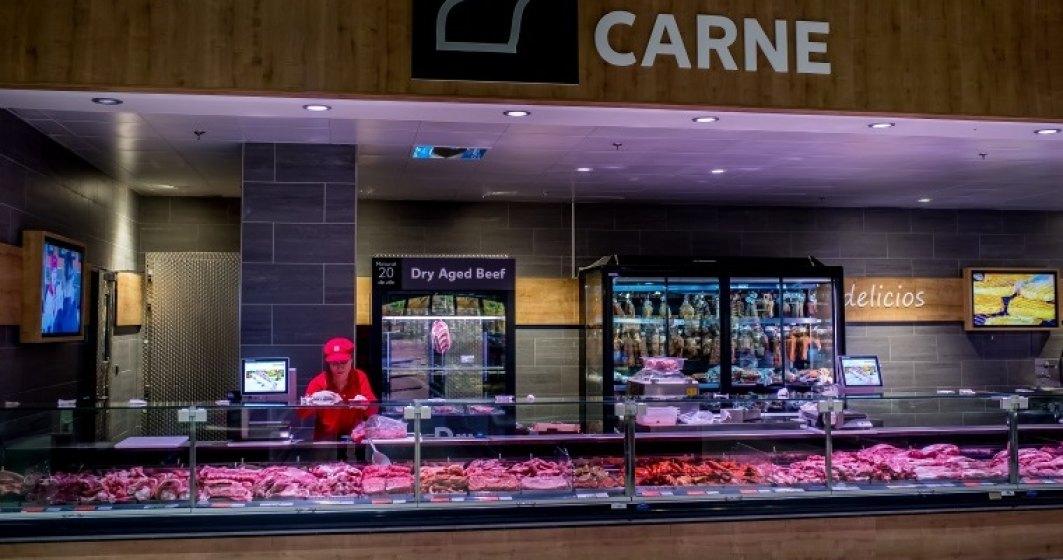 Kaufland, 800 de porci pe zi pentru Raftul Romanesc. Cand va fi disponibil raionul in toate magazinele din retea?
