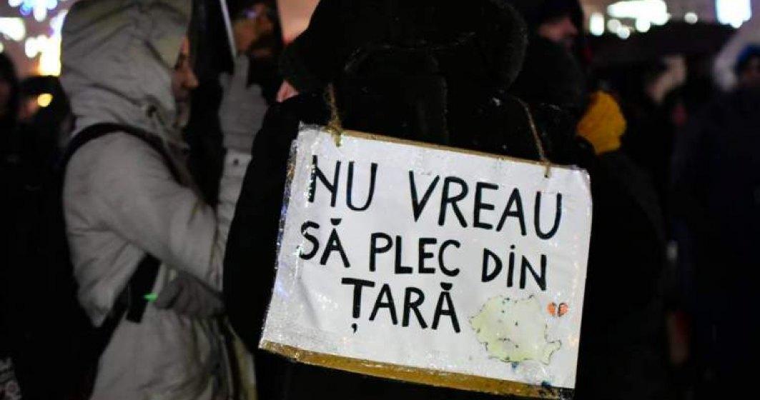 Romania se revolta: M-am saturat de experimentele statului roman!