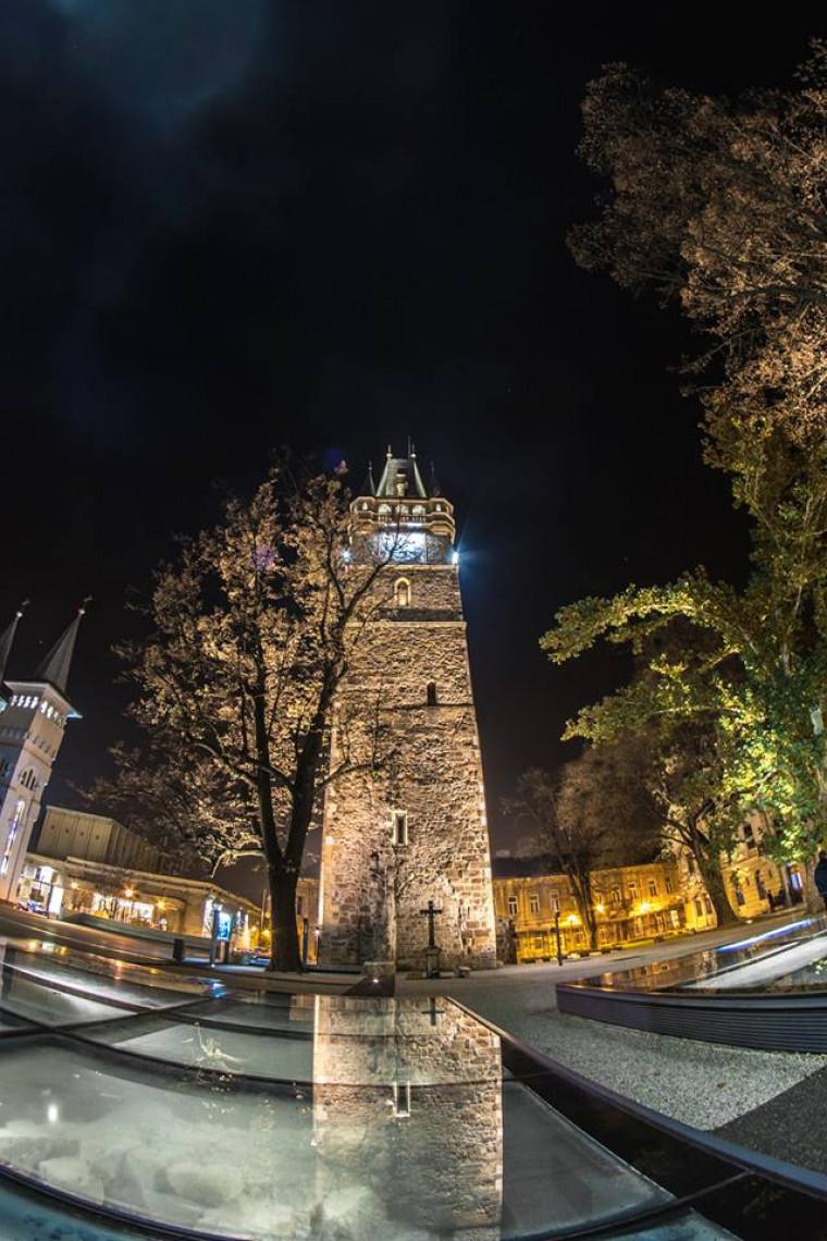 Turnul lui Stefan, Baia Mare, Maramures