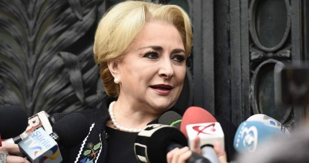 Guvernul PSD Dancila va avea 4 vicepremieri, printre care Viorel Stefan, fostul ministru de Finante