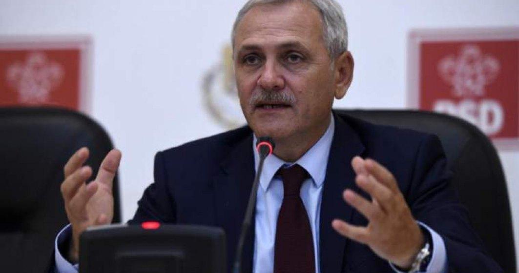 Liviu Dragnea: Cei care se simt amenintati de schimbari incearca sa saboteze reformele