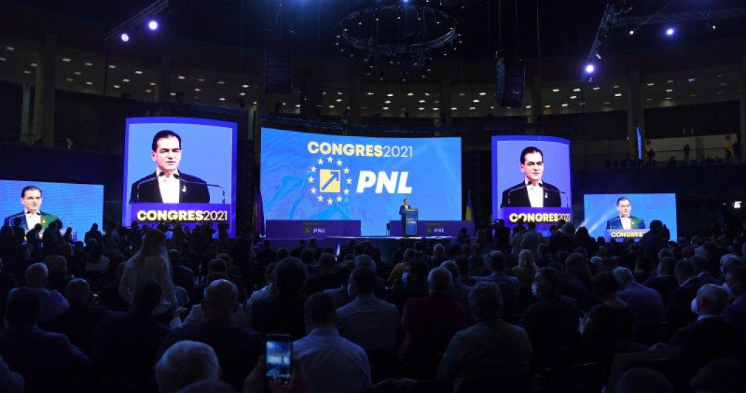 Amendă pentru Congresul PNL luată de Romexpo: aglomerație și lipsă măștii pentru anumiți participanți