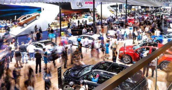 Mașinile electrice chinezești amenință să înghită producătorii europeni de...