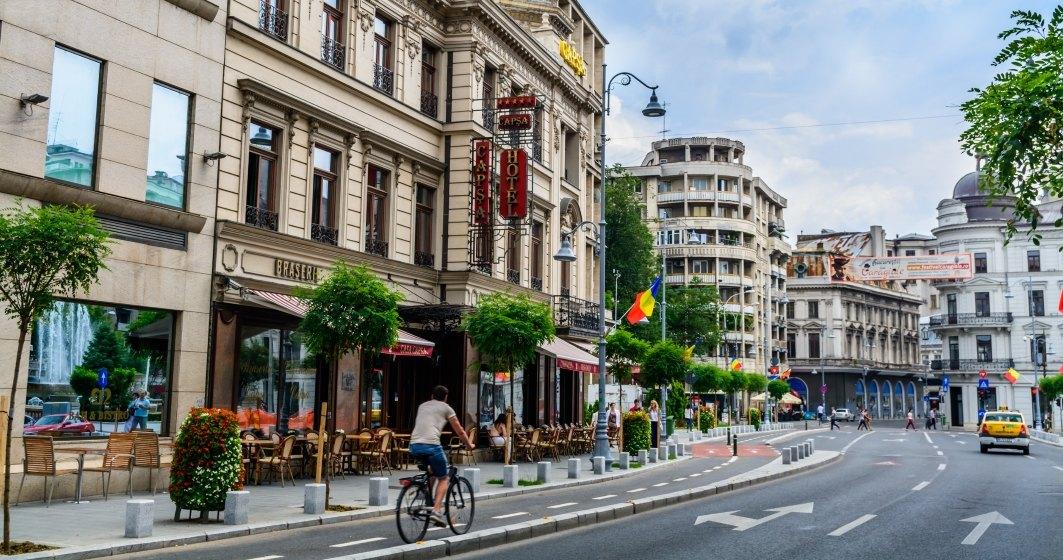 Birouri de 100.000 mp şi hoteluri cu 700 de camere vor răsări pe Calea Victoriei