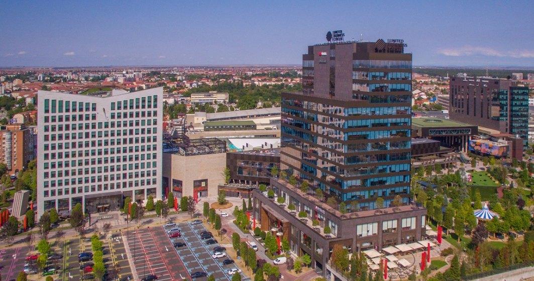 (P) Compania Endava a inchiriat peste 2.100 mp in UBC 0, cea mai inalta cladire de birouri din Romania, dezvoltata in Iulius Town Timisoara