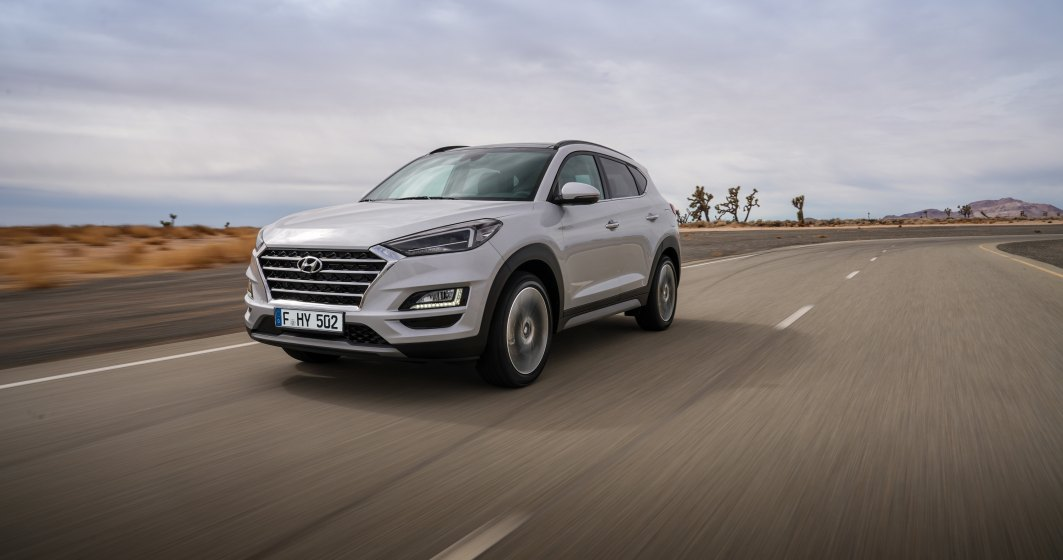 Hyundai Tucson, imagini si informatii noi