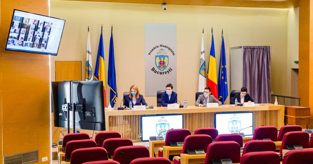 Ședință a Consiliului General al Municipiului București: care vor fi subiectele de discuție