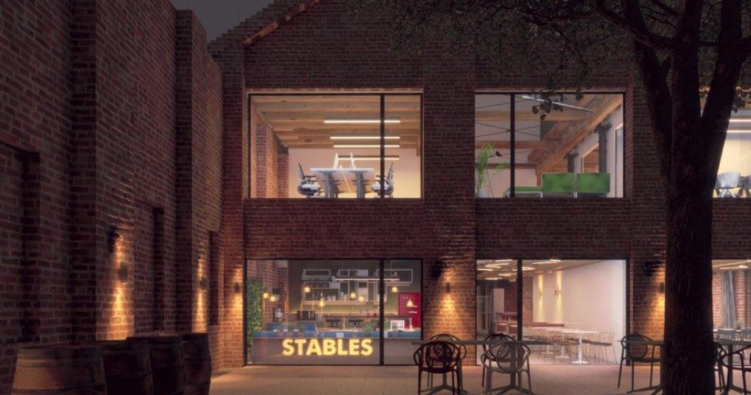 Stables, povestea grajdurilor transformate în birouri de tip co-working