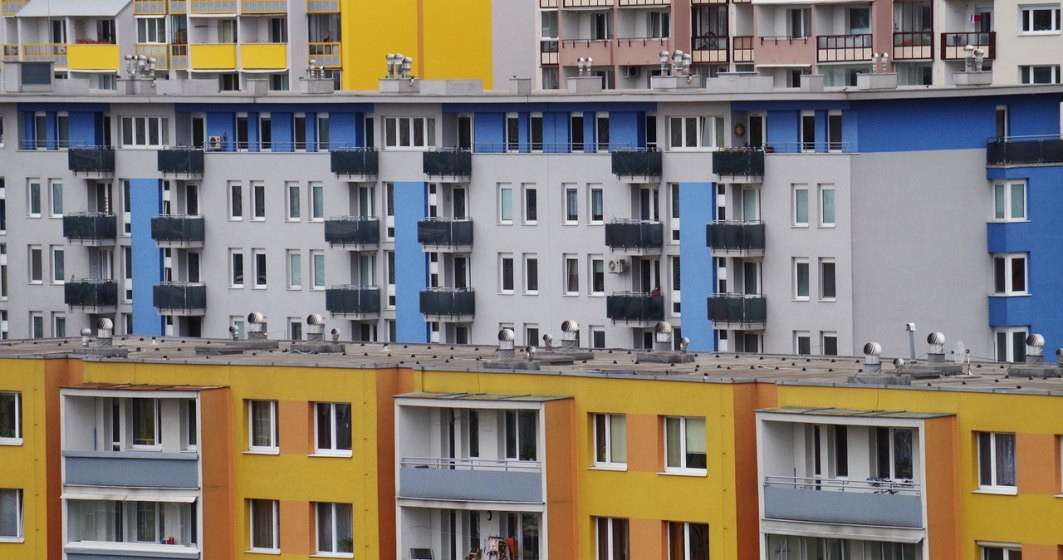 Romania va imprumuta 175 de milioane de euro pentru constructia a 7.000 de locuinte ANL destinate tinerilor