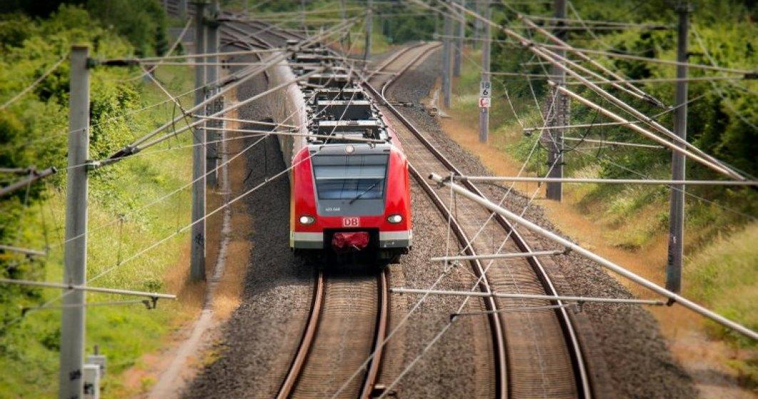 Viteza trenurilor CFR va fi redusa in anumite intervale de timp cu 20-30 km/h din cauza temperaturilor mari