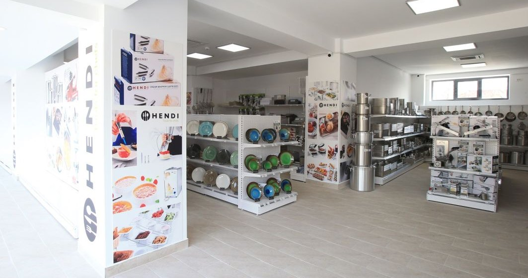 Hendi se extinde pe piata locala si deschide primul magazin
