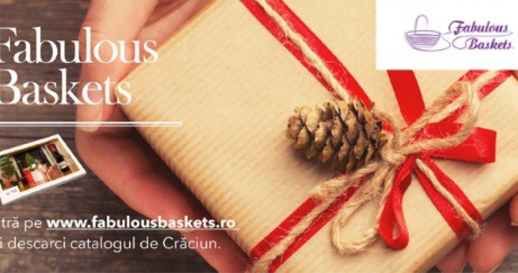 (P) Cadouri traditionale si moderne de la Fabulous Baskets