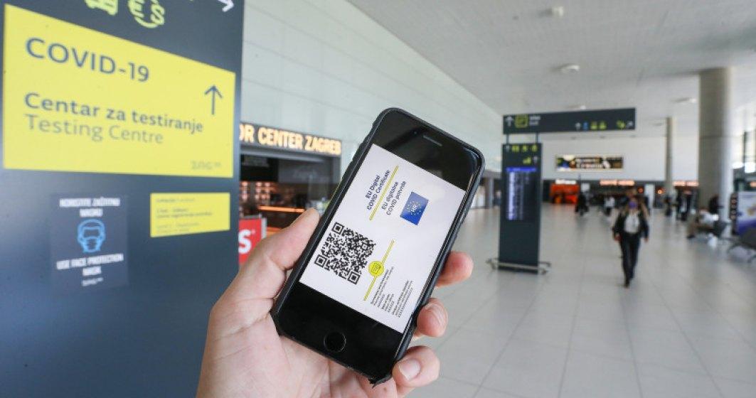 Peste un milion de persoane au primit deja certificatele digitale COVID, pentru a călători mai ușor în UE