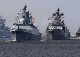 """Rușii își """"încordează mușchii"""" în Marea Neagră, în timp ce NATO derulează..."""