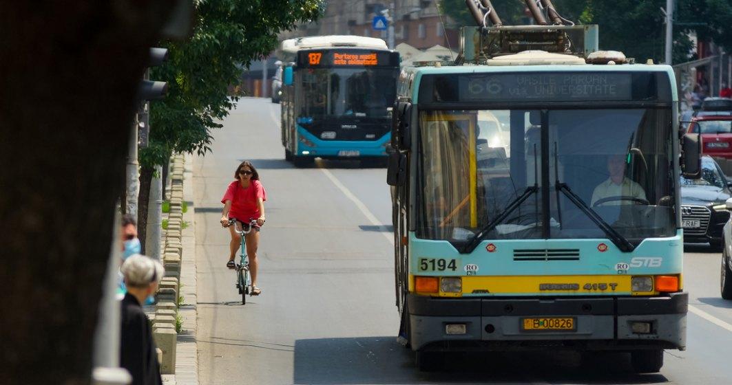 Sistemul de transport din București și Ilfov va fi integrat cu metroul de la 1 august