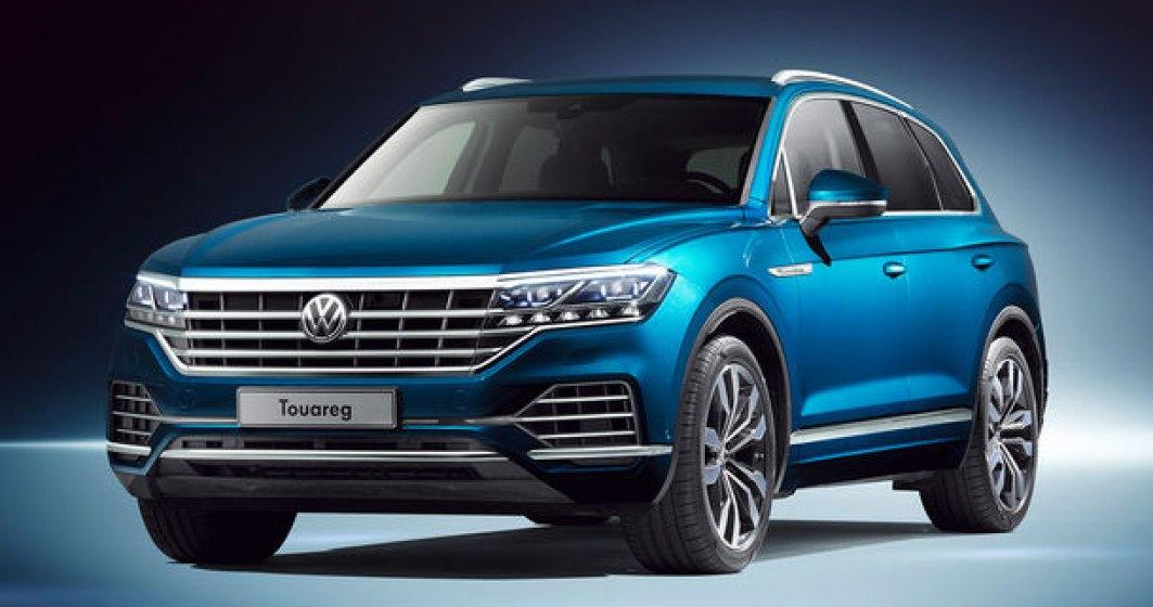 Volkswagen Touareg V6 TFSI poate fi comandat si in Romania: SUV-ul cu motor pe benzina de 340 CP pleaca de la 51.350 de euro