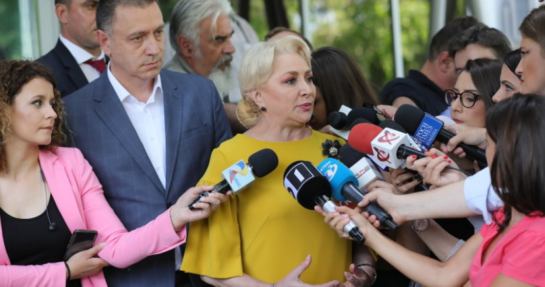 Sedinta tensionata la CEx PSD. Tabara Dancila a castigat - va fi congres in 29 iunie pentru alegerea conducerii