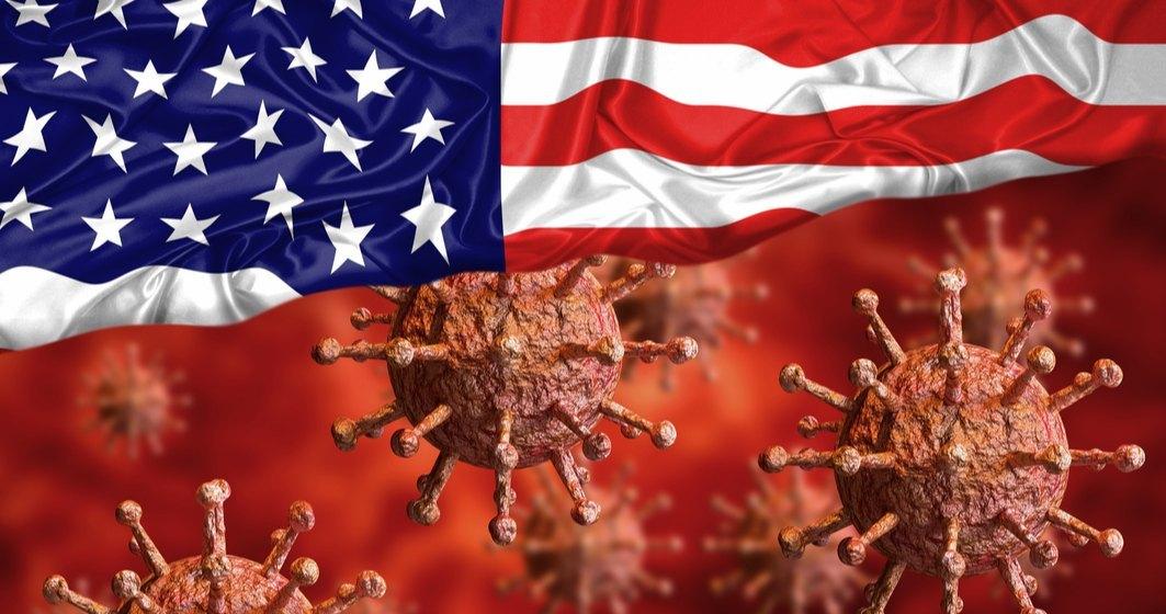Al doilea val de COVID-19: Un nou RECORD de cazuri în SUA