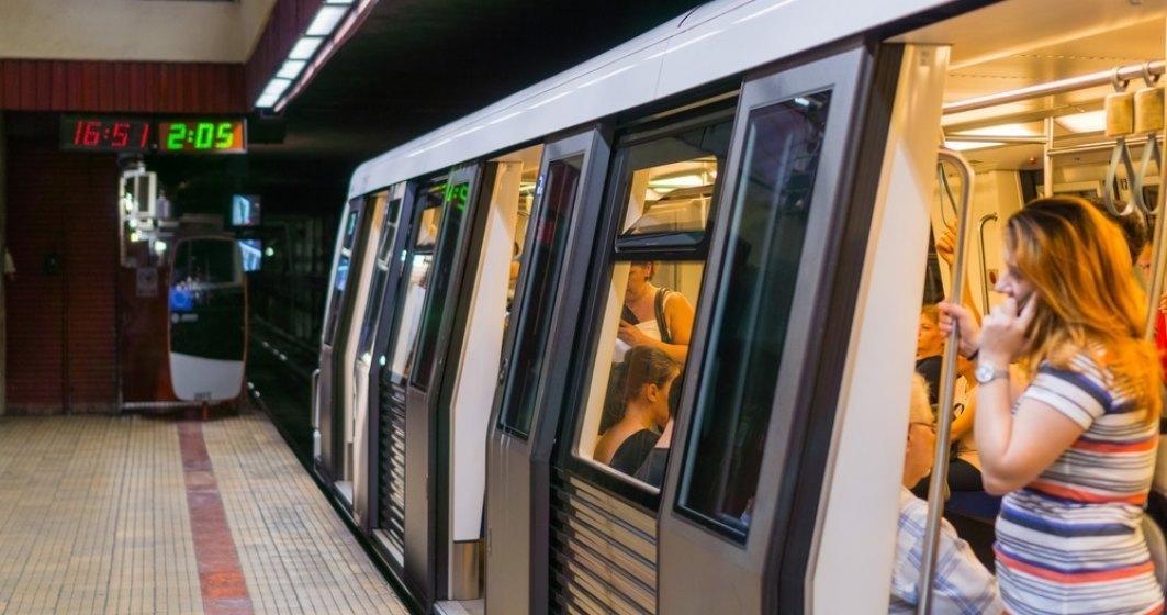 In ce proiecte de infrastructura investeste Metrorex bani anul acesta?