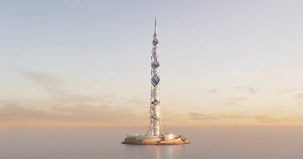 VIDEO Cum va arăta a doua cea mai înaltă clădire din lume