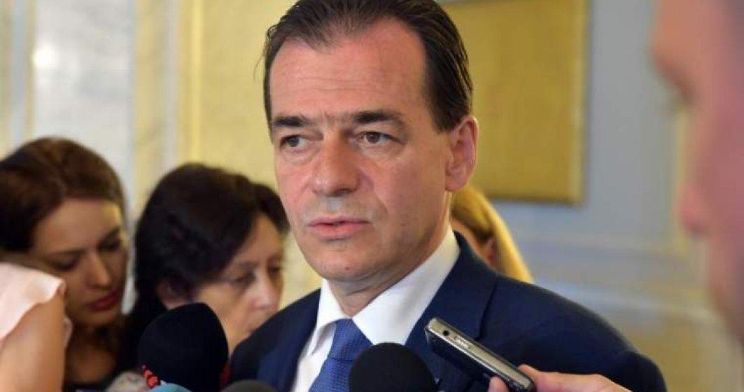 Ludovic Orban: De mâine vom începe negocierile cu USR PLUS și UDMR