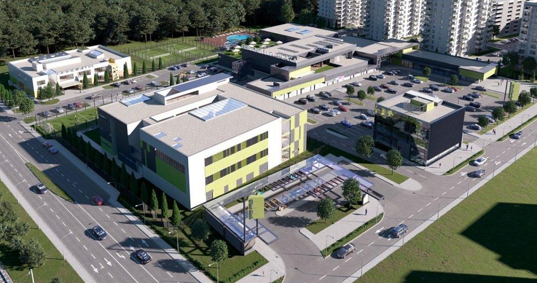 Impact oferă spre vânzare acțiuni la 14 apartamente și 26 de parcări