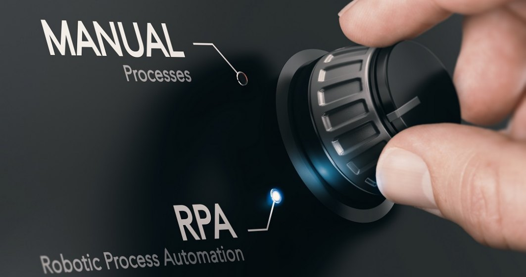 "Cum sa faci tu robotul ca sa nu te ""faca"" el pe tine: povestea RPA in ING Bank Romania"