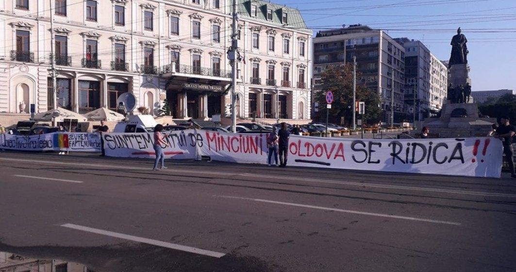 Iasi:Reprezentantii unei asociatii civice care militeaza pentru autostrada au infiintat Partidul 'Impreuna pentru Moldova'