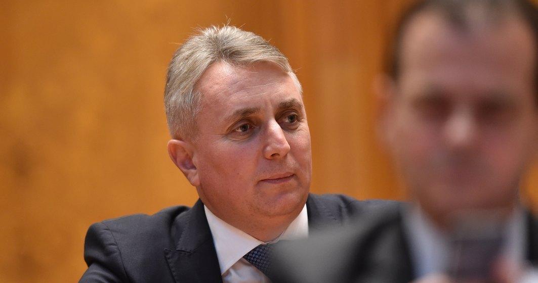 Lucian Bode: Vrem să avem 2% din PIB pentru transporturi alocat prin legea bugetului