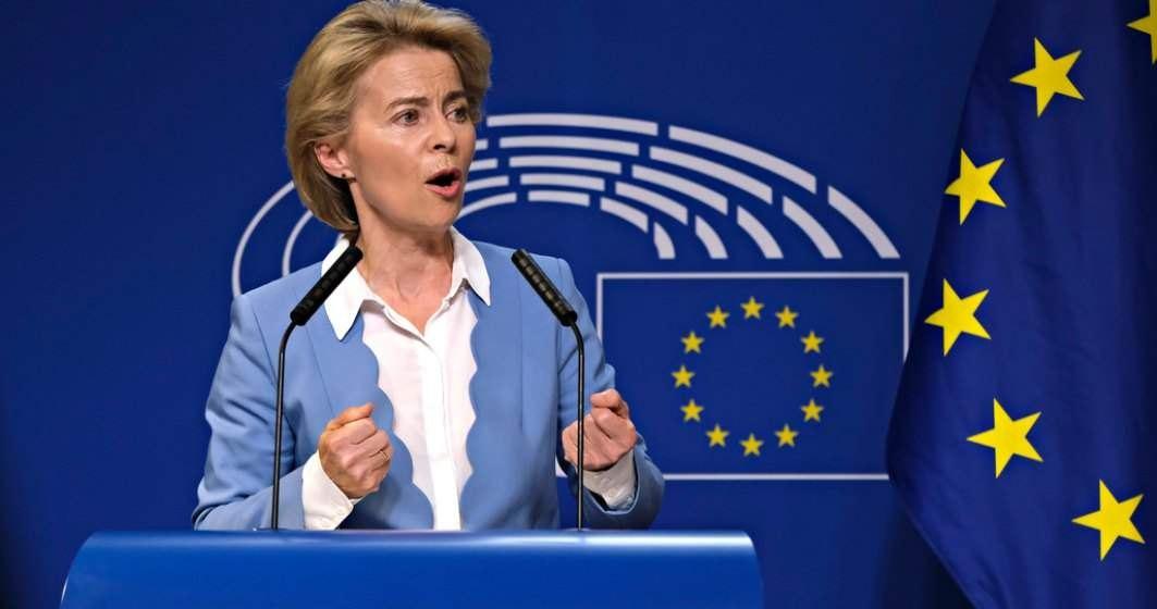 Șefa Comisiei Europene: Suntem îngrijorați în legătură cu varianta Delta. Este mult mai transmisibilă