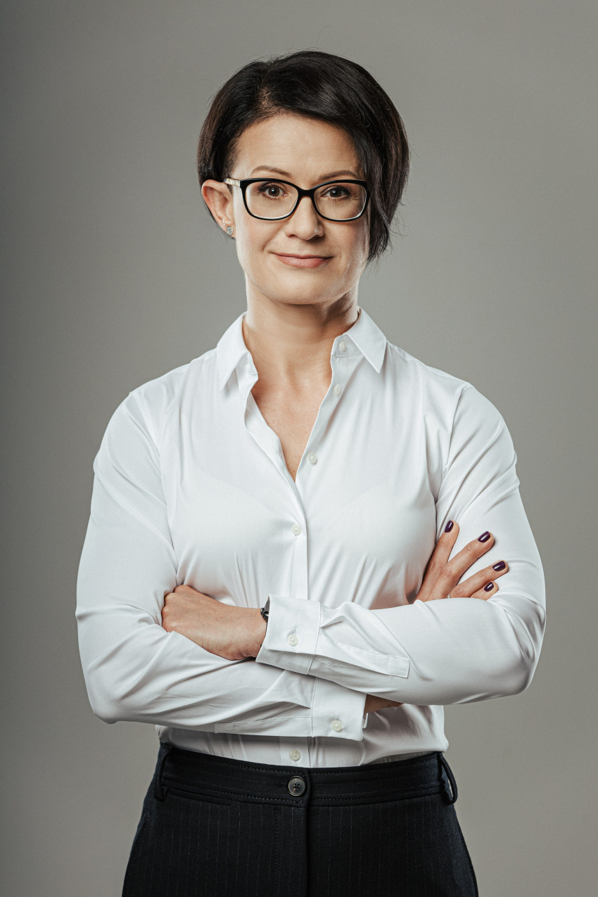 Sylwia Chada, General Manager TikTok CE